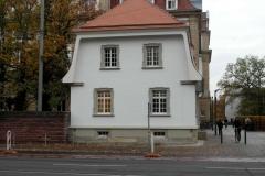 13   Kulturdenkmal KIT Geb. 50.25, Ansicht 1 (nach Dach- und Fassadensanierung), LP 8 als FM