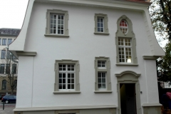 15   Kulturdenkmal KIT Geb. 50.25, Ansicht 3 (nach Dach- und Fassadensanierung), LP 8 als FM