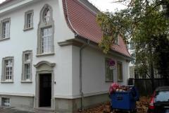 16   Kulturdenkmal KIT Geb. 50.25, Ansicht 4 (nach Dach- und Fassadensanierung), LP 8 als FM