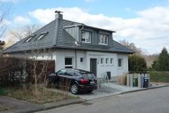 34   2-Fam. Whs, Ricarda-Huch-Str. 3, Ettlingen, Straßenansicht (nach Sanierung und Umbau)