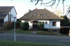 31   2-Fam. Whs, Ricarda-Huch-Str. 3, Ettlingen, Straßenansicht (vor Sanierung)