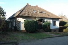 33   2-Fam. Whs, Ricarda-Huch-Str. 3, Ettlingen, Straßenansicht (vor Sanierung)