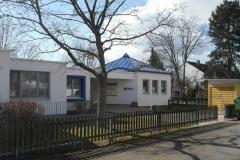 12   Kindergarten Malkasten, Eggenstein, Ansicht 4 (nach Gesamtsanierung), LP 5-8 als AA