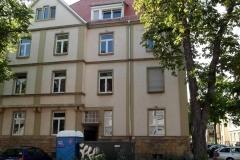 17   Kulturdenkmal Händelstr. 20, Karlsruhe, Ansicht Straße 1 (nach Dachsanierung), LP 6-8
